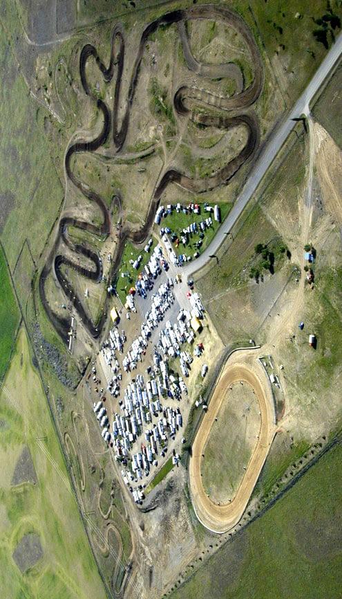 Extreme Motorsports Dirt Biking Map
