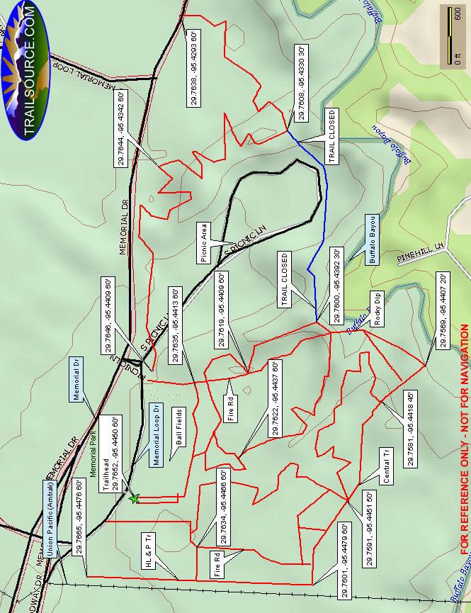 Ho Chi Minh Trail Mountain Biking Map