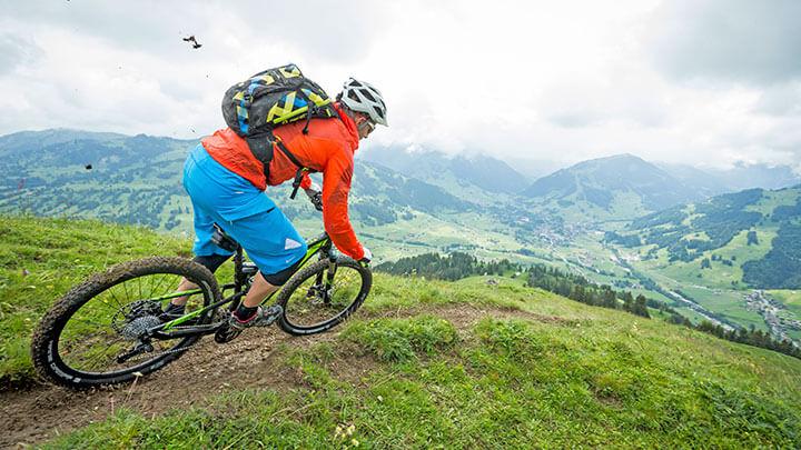 Gstaad Mountain Biking, Switzerland