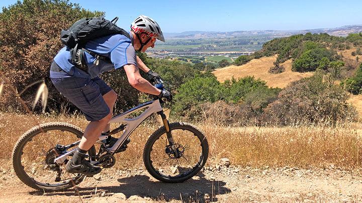 Napa Mountain Biking