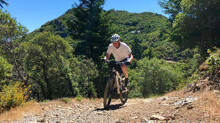 Mt Tam Mountain Biking In Marin County