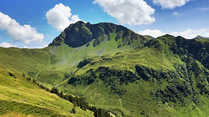 Tirol Mountain Bike Safari, Austria