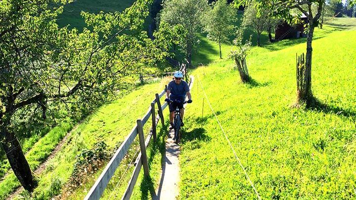 Kitzbuhel Mountain Biking