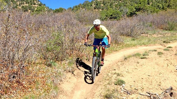 Mountain Biking The Horse Gulch Trails In Durango