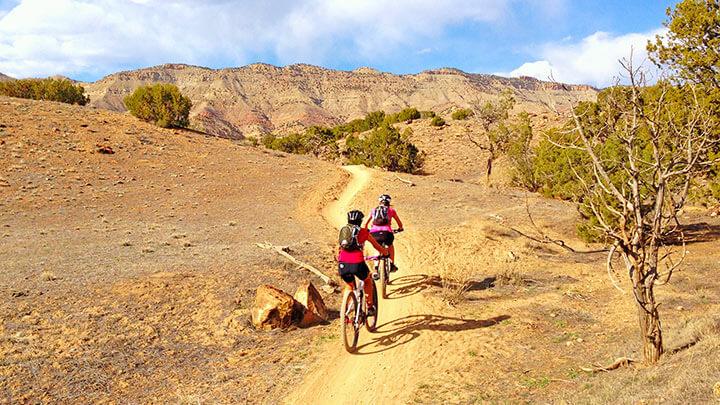 18 Road Bookcliffs Mountain Biking In Fruita