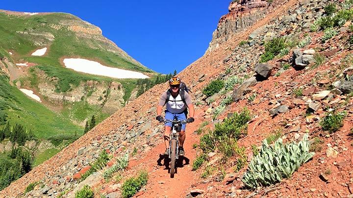 Colorado Trail from Molas Pass to Durango (CO/US)