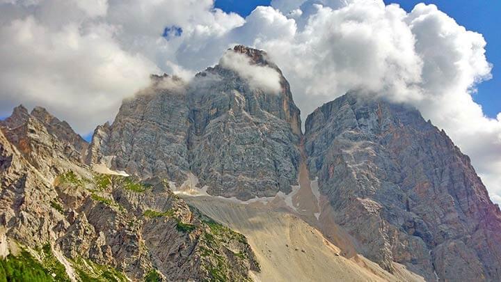 Mountain Biking The Dolomites, Italy