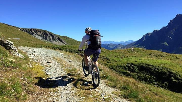 Mountain Biking Graubünden Bike 90, Switzerland