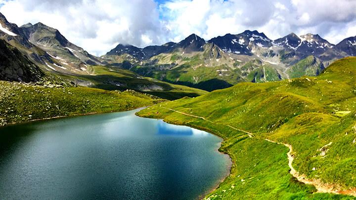 Andermatt Mountain Biking, Switzerland