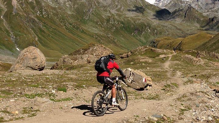 Swiss Bike Route #1