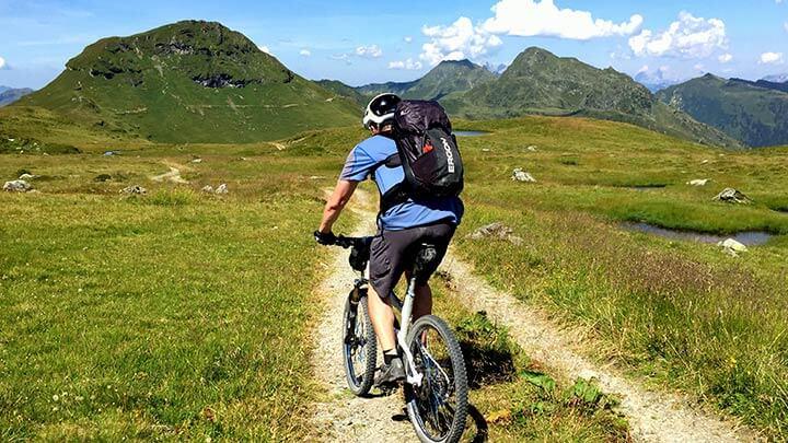 Austria Mountain Biking