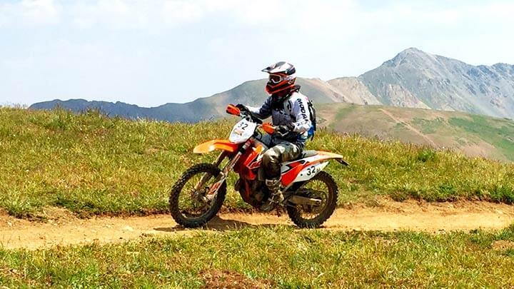 Colorado Dirt Biking Trails