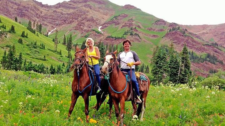Rustler Gulch Trail