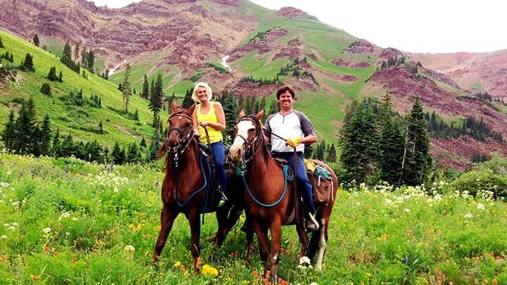 Russlers Gulch Trail, Colorado
