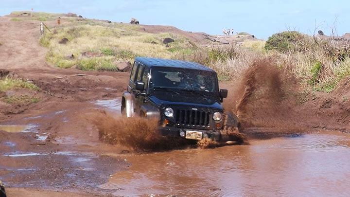 Hawaii OHV Trails