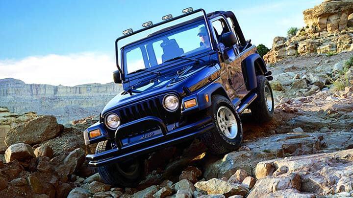 Utah Jeep Trails