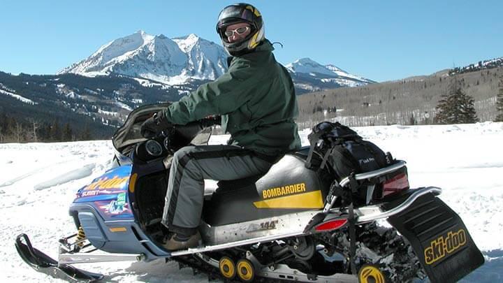 Montana Snowmobiling Trails